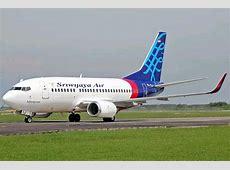 Sriwijaya Air Turunkan Tiket 40 Persen Pada Rute Jakarta