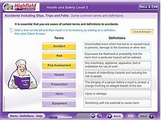 Level 2 Food Safety Questions Health Amp Safety Level 2 Highfield E Learning