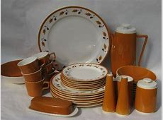 58 Fall Dinnerware, Dansk China FALL HARVEST Pasta Serving