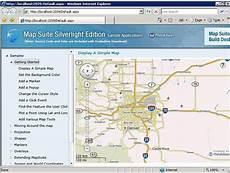 Silver Light Editions Silverlight Edition Sample World Map Kit Thinkgeo