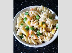 Easy Cheesy Veggie Pasta on SimpleToddlerRecipes.com in