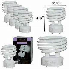 2 Prong Mini Light Bulb Gu24 Base 23watt Ul Listed T2 Mini Twist Spiral Two Prong