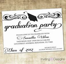 Design Graduation Invitations Online Free Free Graduation Invitation Templates Free Graduation