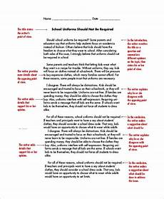 Pursasive Essay Free 8 Persuasive Essay Samples In Ms Word Pdf