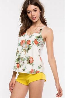 A Gaci L Alexa Floral Halter L Agaci Shopping Outfit
