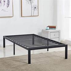 shop vecelo bed frames size metal platform beds