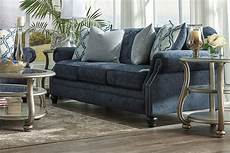 lavernia navy sofa marjen of chicago chicago discount