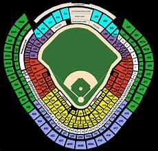 Astros Seating Chart With Rows Yankee Stadium Seating Chart With Rows Detailed Seating