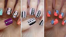 Nail Art Easy Easy Nail Art For Beginners 7 Youtube