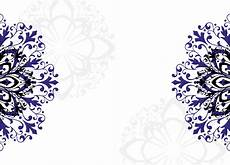 Blank Designs Royal Blue Wedding Background Design Png 187 Background