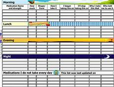 Chicken Medication Chart Free Daily Medicine Chart