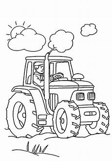 Malvorlagen Gratis Tractor Coloring Pages Coloring Pages To Print