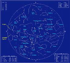 Star Chart For Date Why Are Some Star Charts Slightly Oval Quora