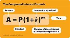 Monthly Compound Interest Formula Compound Interest Formula Explained