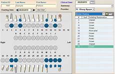 Dental Charting Systems Dental Charting Eprosystem