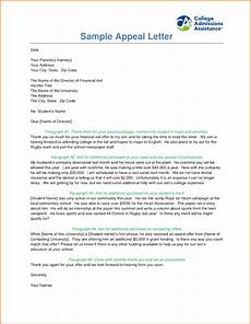 Contoh Appeal Letter How To Make Scholarship Appeal Letter With Examples