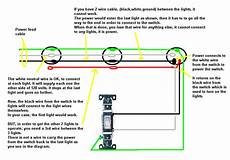 How To Wire 3 Lights To One Switch Diagram I Am Trying To Wire Three Lights To One Switch I Have The