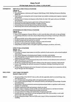 structural engineer resume sample structural engineer resume samples velvet jobs