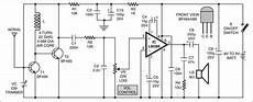 simple fm receiver electronics circuit with full explanation