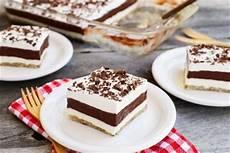 desserts pudding layered chocolate pudding dessert the pioneer