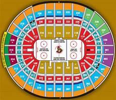 Ottawa Senators Seating Chart Scotiabank Place Nhl Hockey Arenas Scotiabank Place Home Of The Ottawa