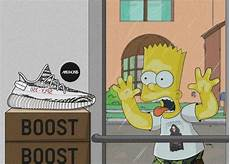 bart yeezy wallpaper do quot yeezys quot make you cool sneakerheads amino