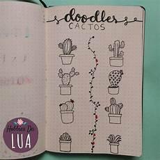 cactos cactus desenhos de cactos doodles doodles