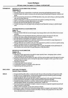 Regional Sales Director Job Description Regional Sales Director Resume Samples Velvet Jobs