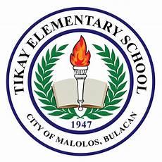 School Logos Design Philippine School Logo Tikay Elementary School Logo