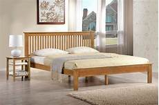 harmony beds 4ft 6 wooden bed