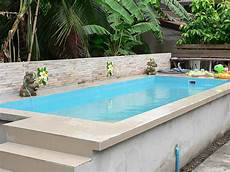 Above Ground Swimming Pool Designs Small Above Ground Swimming Pools Backyard Design Ideas