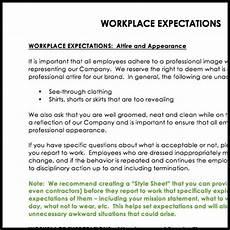 Employee Expectation List The 25 Best Employee Handbook Ideas On Pinterest