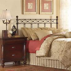 argyle copper chrome cal king headboard b12287 fashion