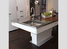 Köksölyft för bänkskivor   Centerlift 980/981   Lyftsystem till köksöar   Funktionella kök och