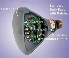 Recessed Light Hidden Camera Outdoor Hidden Security Camera In Light See More