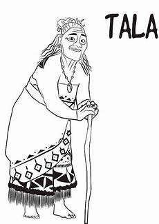Malvorlagen Vaiana Zum Ausdrucken Vaiana 7 Ausmalbilder Kostenlos