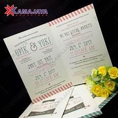 contoh cover undangan pernikahan kamajaya kreasindo
