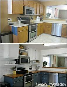 my painted kitchen cabinets five years later domestic