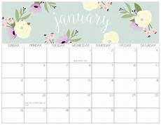 Free Calendars 2020 Printable Free Calendar For January 2020 Editable Free Printable