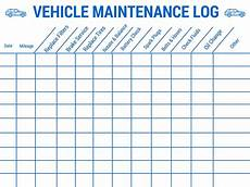 Vehicle Service Log Preparing Your Vehicle For A Family Road Trip Auto