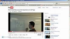 You Tube Web Page Embed Youtube Videos On Your Wordpress Site Youtube