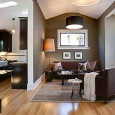 Dark Walls Light Floor Tone Down Your Brown Paint Colors For Living Room