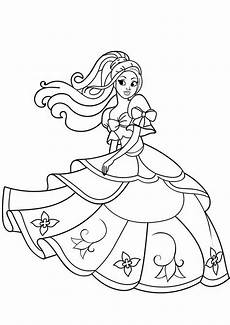 Ausmalbilder Prinzessin 30 Ausmalbilder Prinzessin Coloring Pages