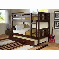 donco washington bunk bed with trundle reviews