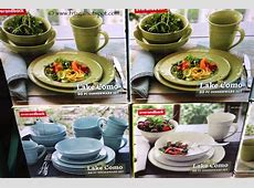 Costco Clearance: Over and Back Lake Como 20 Piece