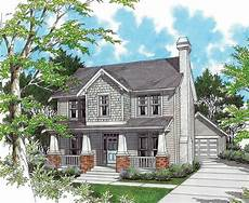 two story bungalow 69227am architectural designs