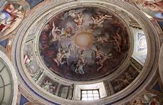 b b la cupola roma cupola verniciata museo roma di vatican immagine