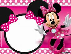 Free Printable Minnie Mouse Invitations Free Printable Minnie Mouse Birthday Invitations Bagvania
