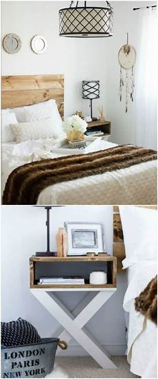 30 amazingly creative and easy diy nightstand projects