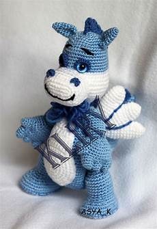 free crochet pattern dino
